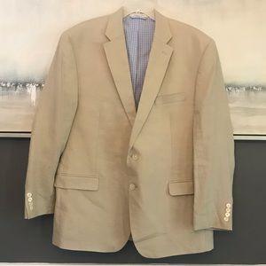 Men's 100% Linen Blazer